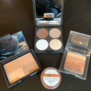 Miscellaneous bronzers & contour kit